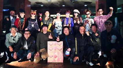 福井が誇る七つの伝統工芸を使用したファッションショー