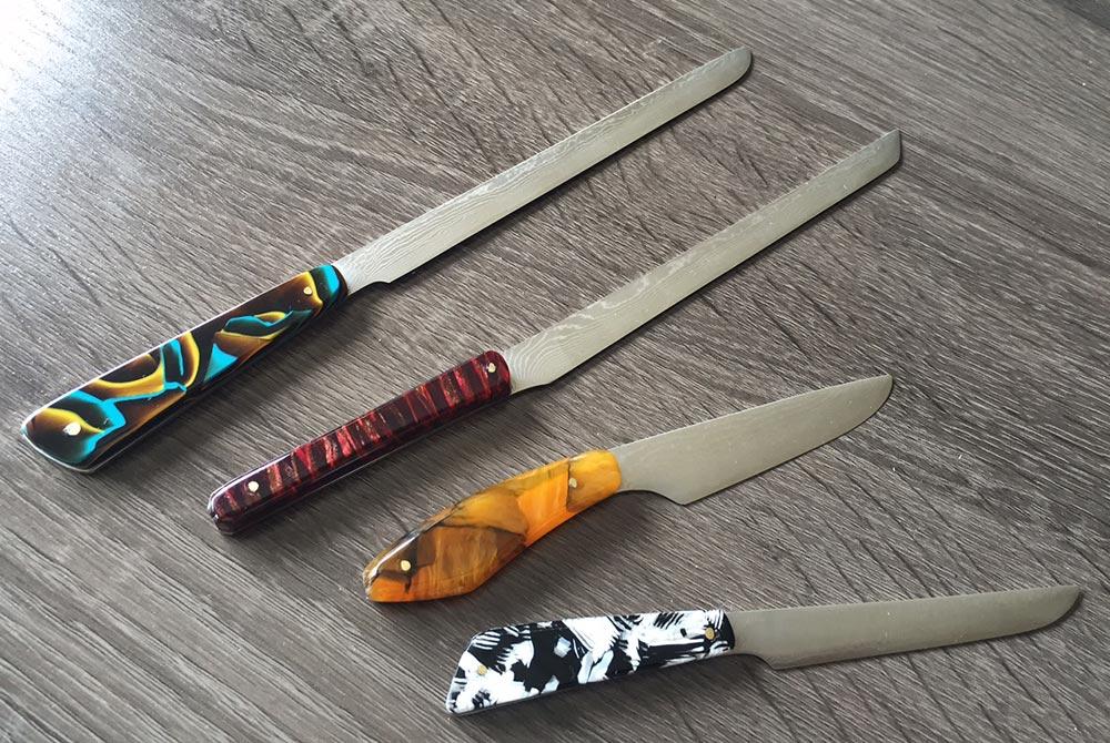 鍛冶工房オリジナルペーパーナイフ