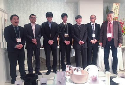 福井伝統工芸の7人の侍